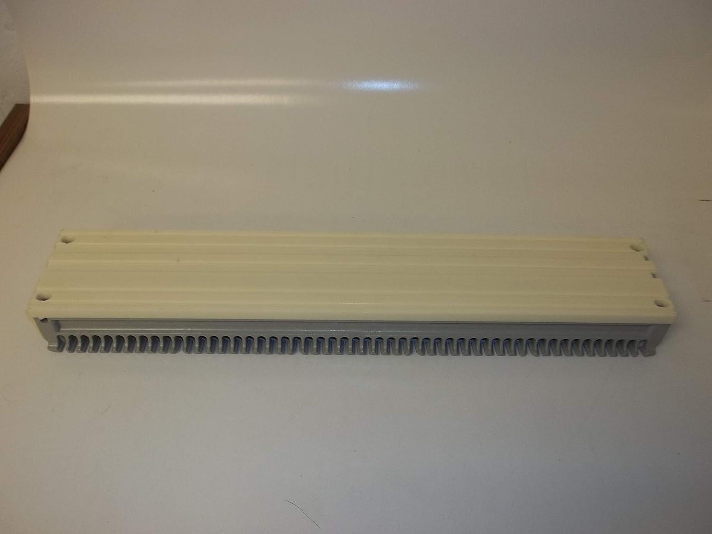 6 Terminals Across X 50 Rows 120 Pins Wiring Connecting Splice Modular Block Telecommunication Telephone Phone FS 66 Punch Down Block R66B4-25 25 Pair