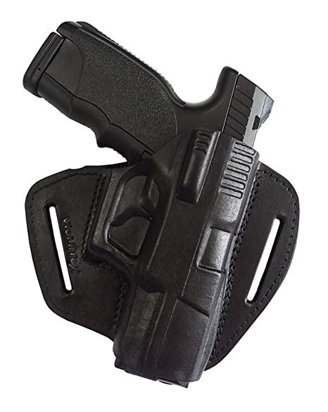 VlaMiTex U5 Leather Pistol Holster for Steyr M9-A1 S9-A1