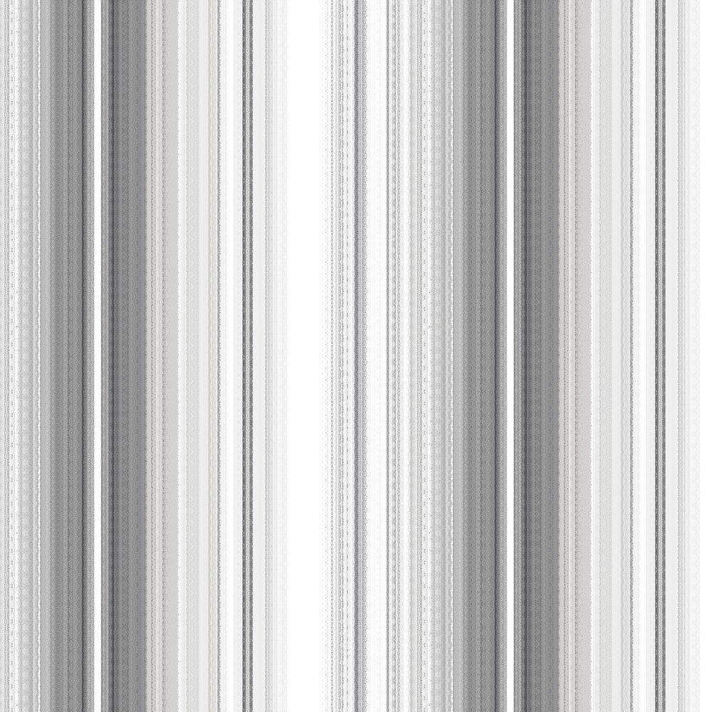 Norwall MH36510 Organic Stripe Wallpaper