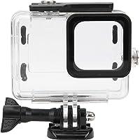 zhoul 50 m Diving Waterproof Housing Camera Case do kamery GoPro Hero 9 Action, przezroczyste etui ochronne