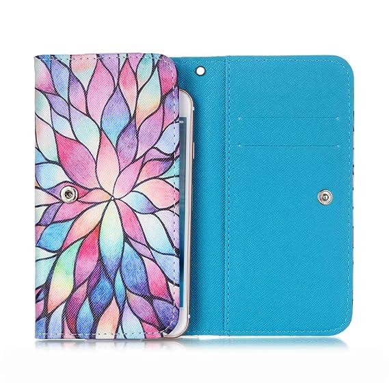 finest selection a0849 0771d Amazon.com: BLU Vivo ONE PLUS Universal Case,Wallet Bag Design Flip ...