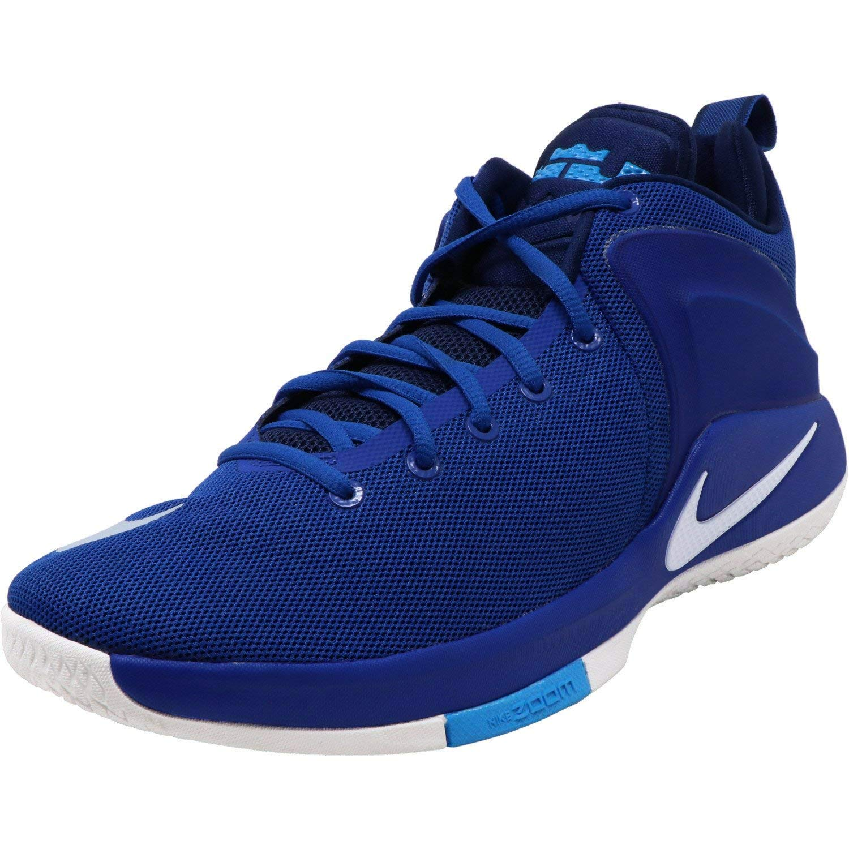 Zapatillas de baloncesto Nike Mens Lebron James Zoom Witness Game ...