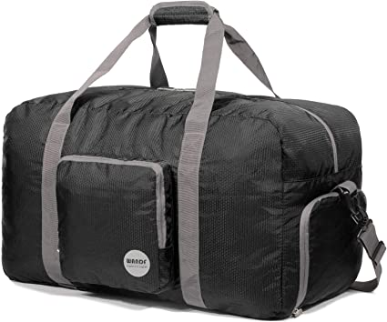 Travel Foldable Duffel Bag for Travel,Lightweight Carry-on Luggage Duffel Bag for Sports,Gym Yoga