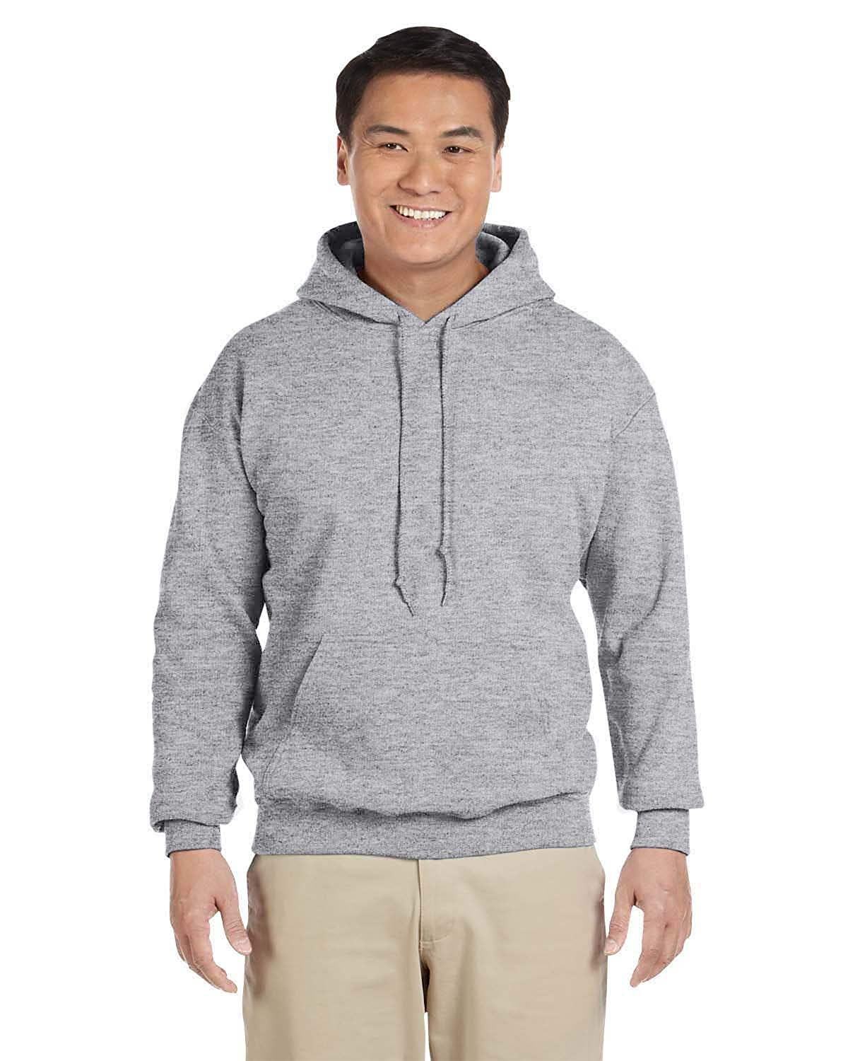 Gildan Adult Preshrunk Hooded Sweatshirt (Pack of 2) G18500