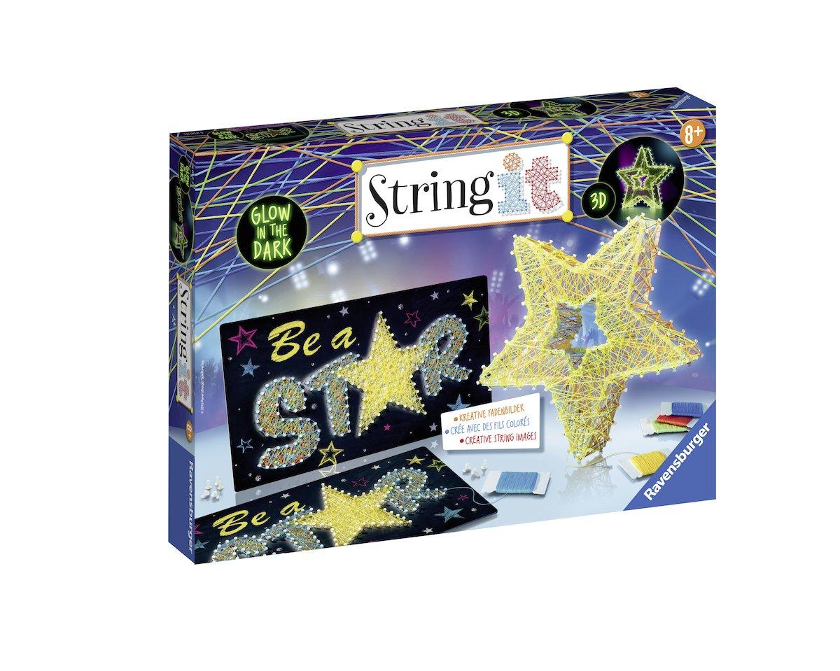 String it 3D-Star   B07B47YM8X