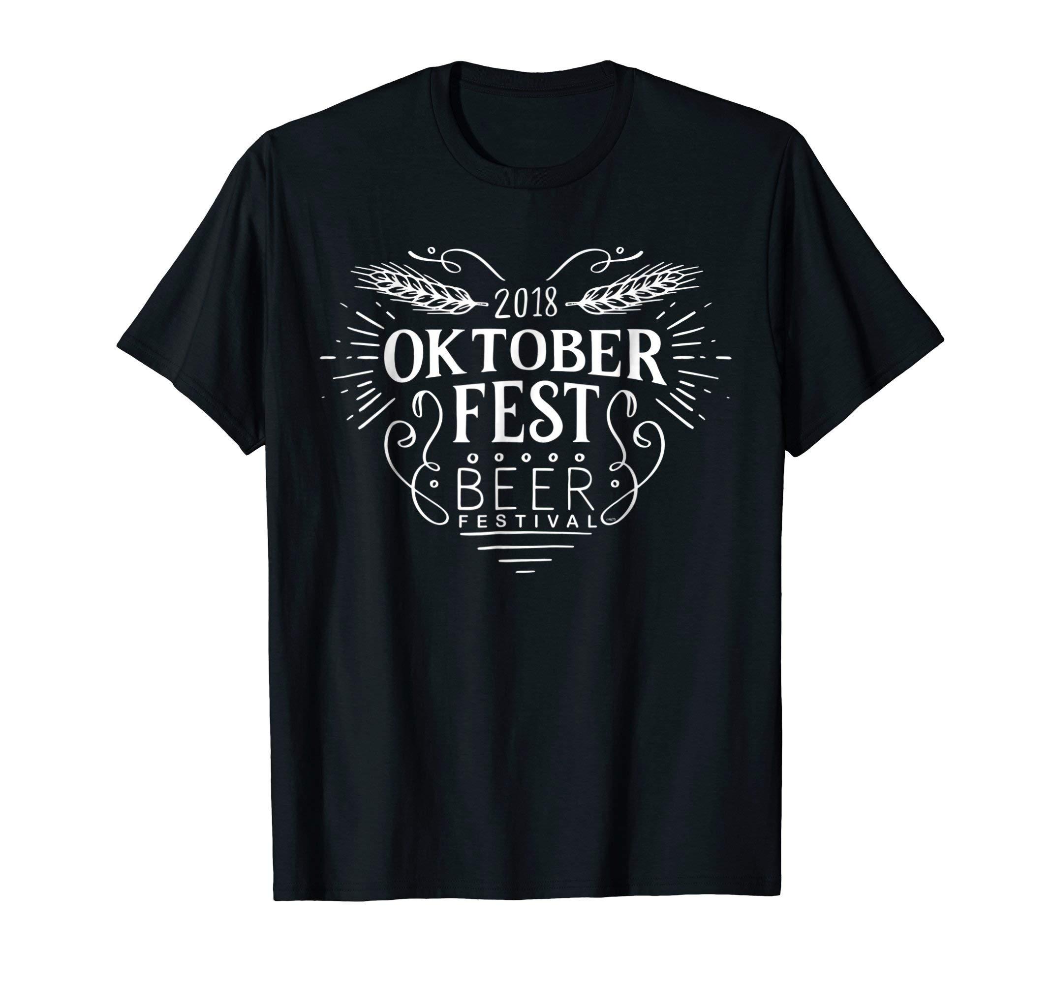 2018-Oktoberfest-Beer-Festival-Shirt-Gifts-T-Shirt-Tee