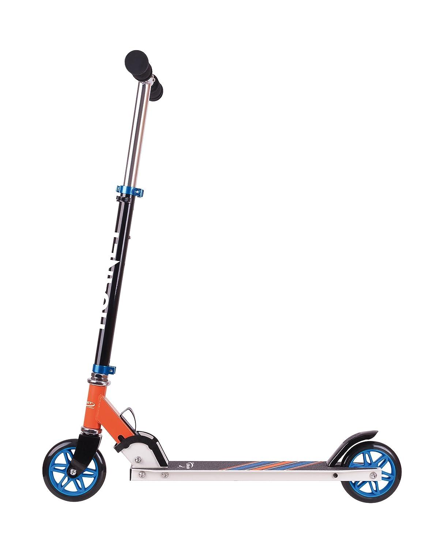Hudora - Hornet Scooter 120, Azul/Naranja: Amazon.es ...
