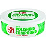 No7 07610 White Polishing Compound - 10 oz