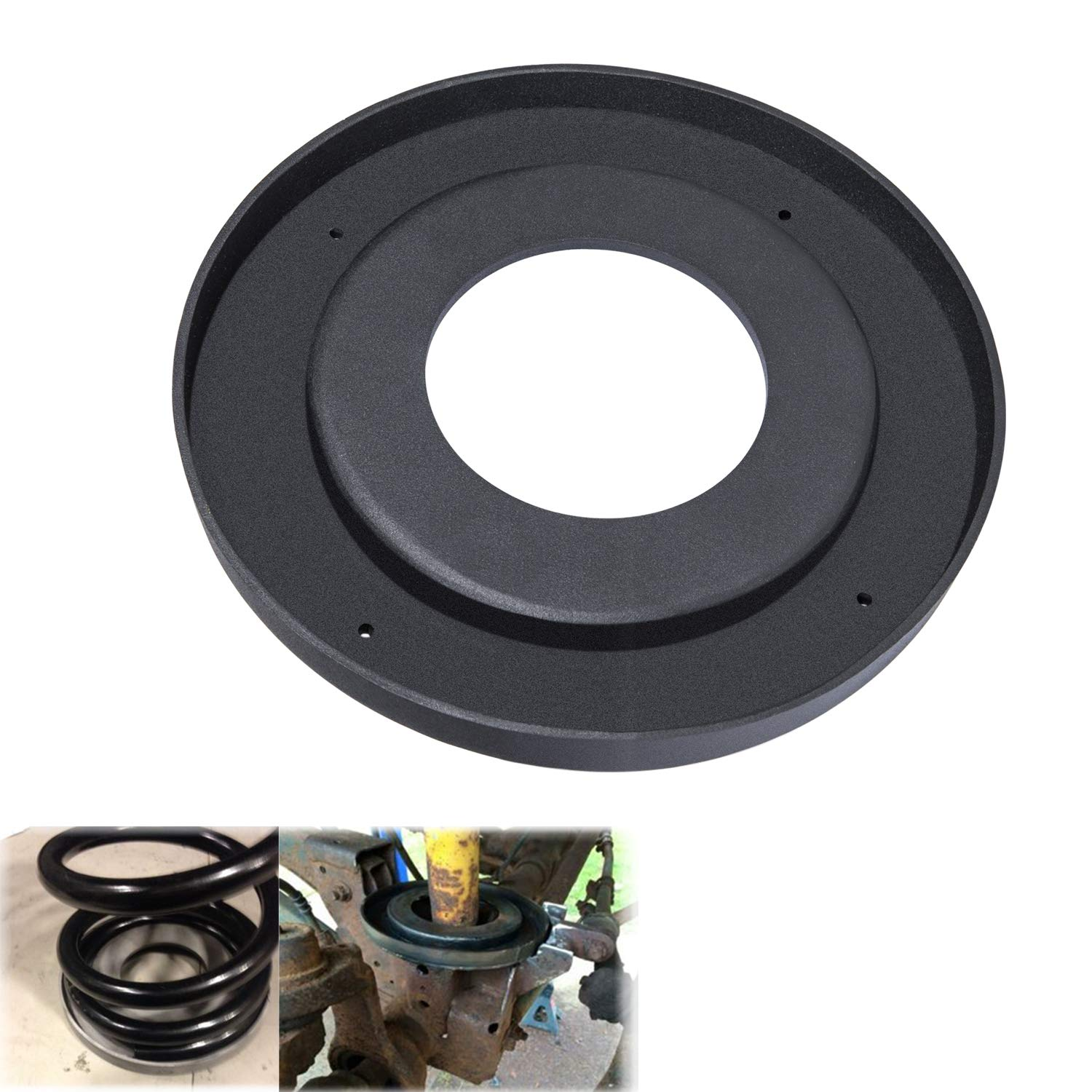 Coil Retainer Coil Spring Perch for Dodge Ram 2500 and 3500 1994-2002 Axle Coil Spring Bucket