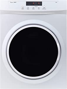 Equator ED860 Compact 3.5cu.ft. Dryer-Sensor Dry/Refresh function