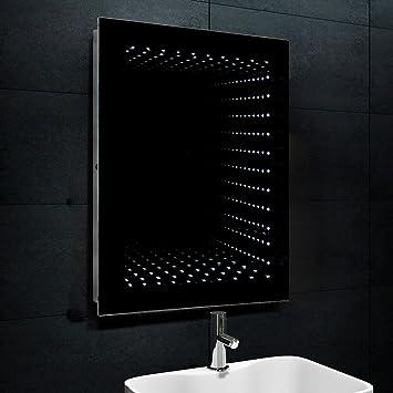 Lux-aqua Design Spiegel beschichtet LED Beleuchtung mit 320 Lumen ...