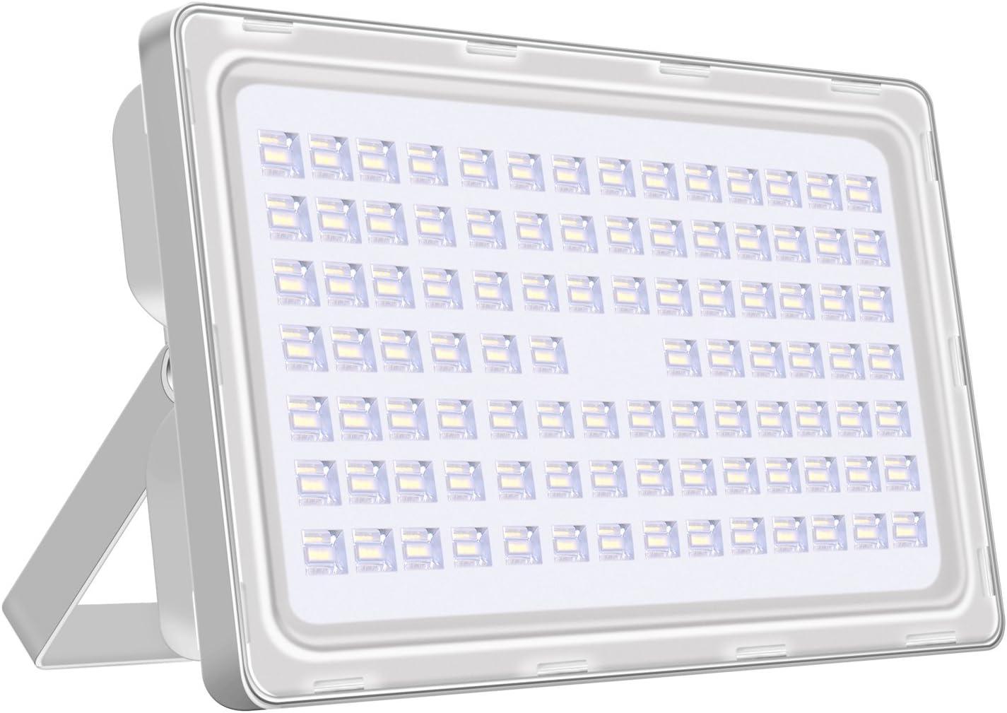 Reflector Llevado Blanco/Blanco Cálido] Vitreum 10w 20w 30w 50w ...
