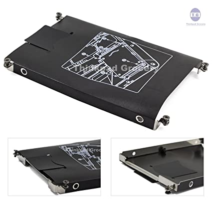 New For HP EliteBook 820 720 725 G1 G2 Series Hard Drive HDD Caddy with screws