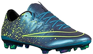 Nike Mens Mercurial Vapor X FG Firm Ground Soccer Cleats 11 1 2 US 04fc9255a