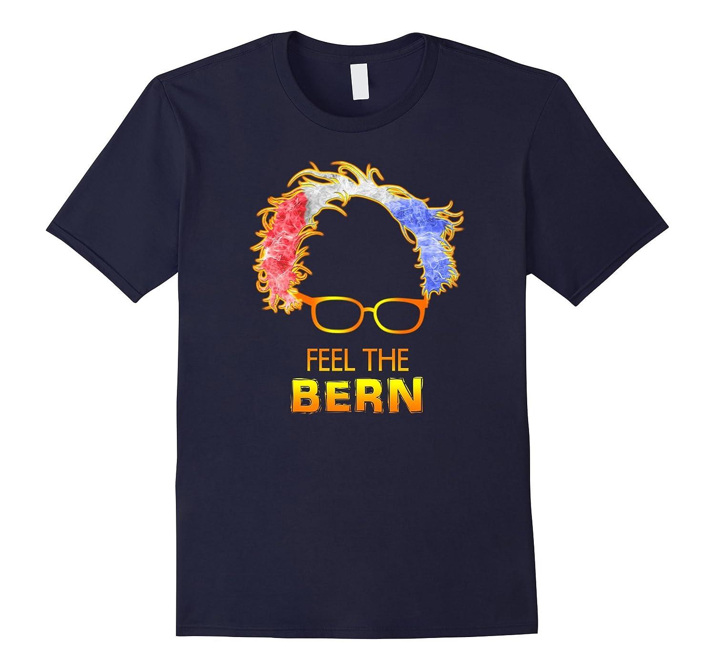 ON SALE  PREMIUM Feel the Bern - Bernie Sanders T-Shirt-RT