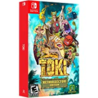 Deals on Toki Retrollector Edition