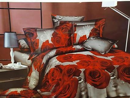 Completo Letto Matrimoniale 3d.Top Shop Gioie Di Casa Completo Letto Matrimoniale 3d 180x200 Cm
