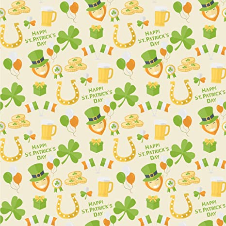 Amazoncom Youcustomizeit St Patricks Day Wallpaper
