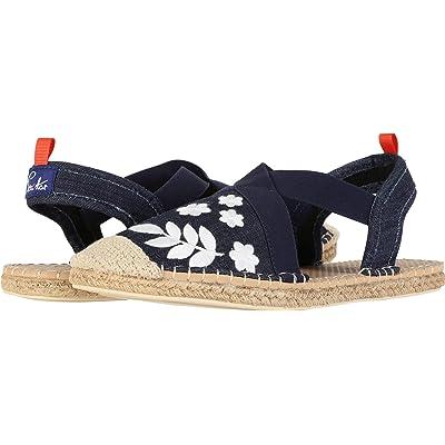 Sea Star Beachwear Women's Neoprene Seafarer Slingback Sandal, Water-Friendly and Quick Drying   Flats