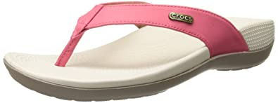 88da0c049dc7 crocs Women s Ella Comfortpath Flip Flop