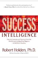 Success Intelligence Kindle Edition