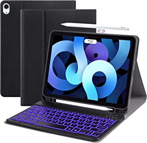VOWUBO Keyboard Case for iPad Air 4th Generation 10.9