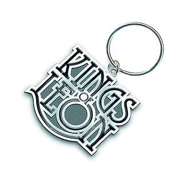 Amazon.com: Kings of Leon desplazamiento logotipo clave ...