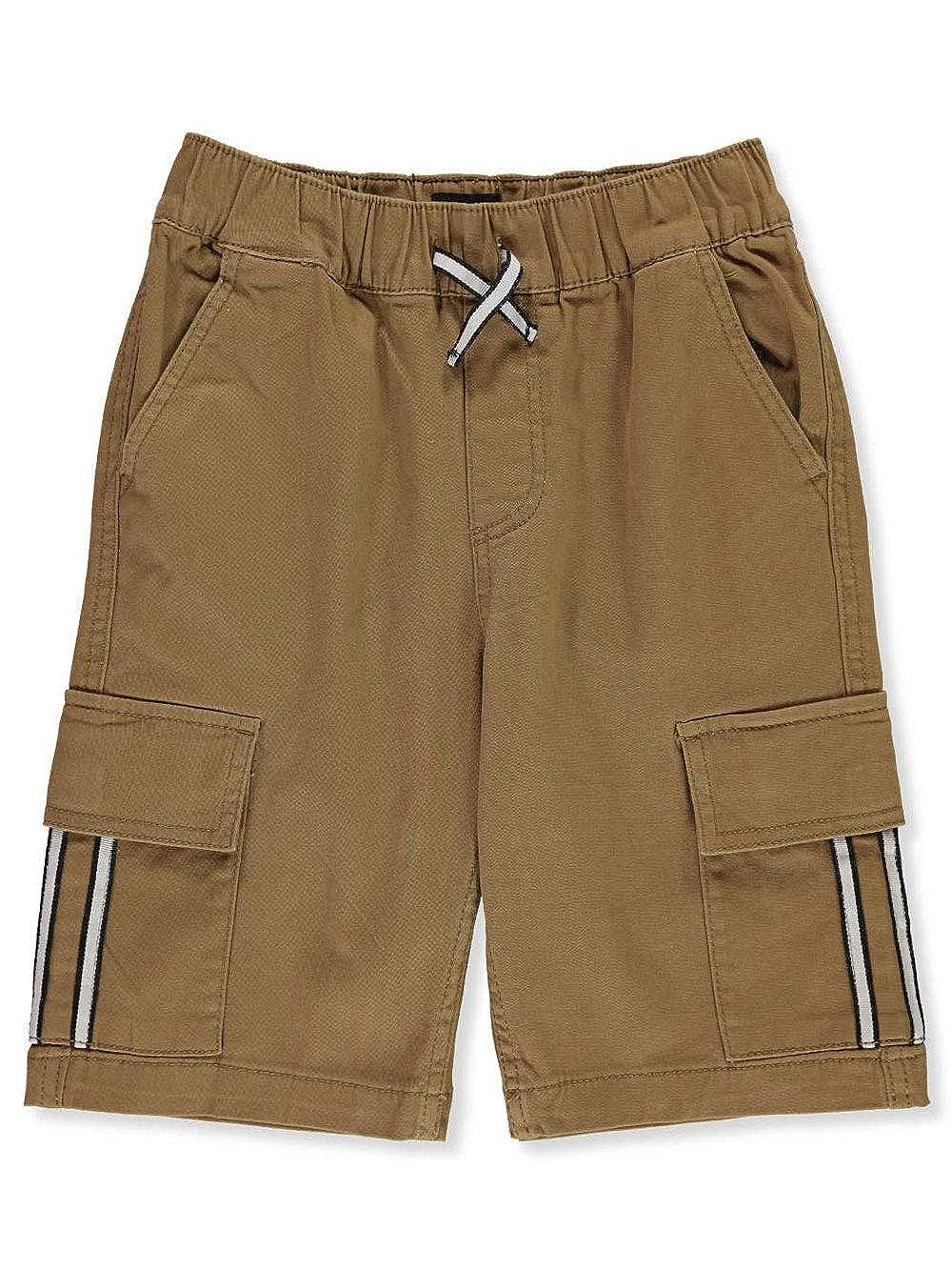 LEE Big Boys Twill Cargo Shorts Wheat 10-12