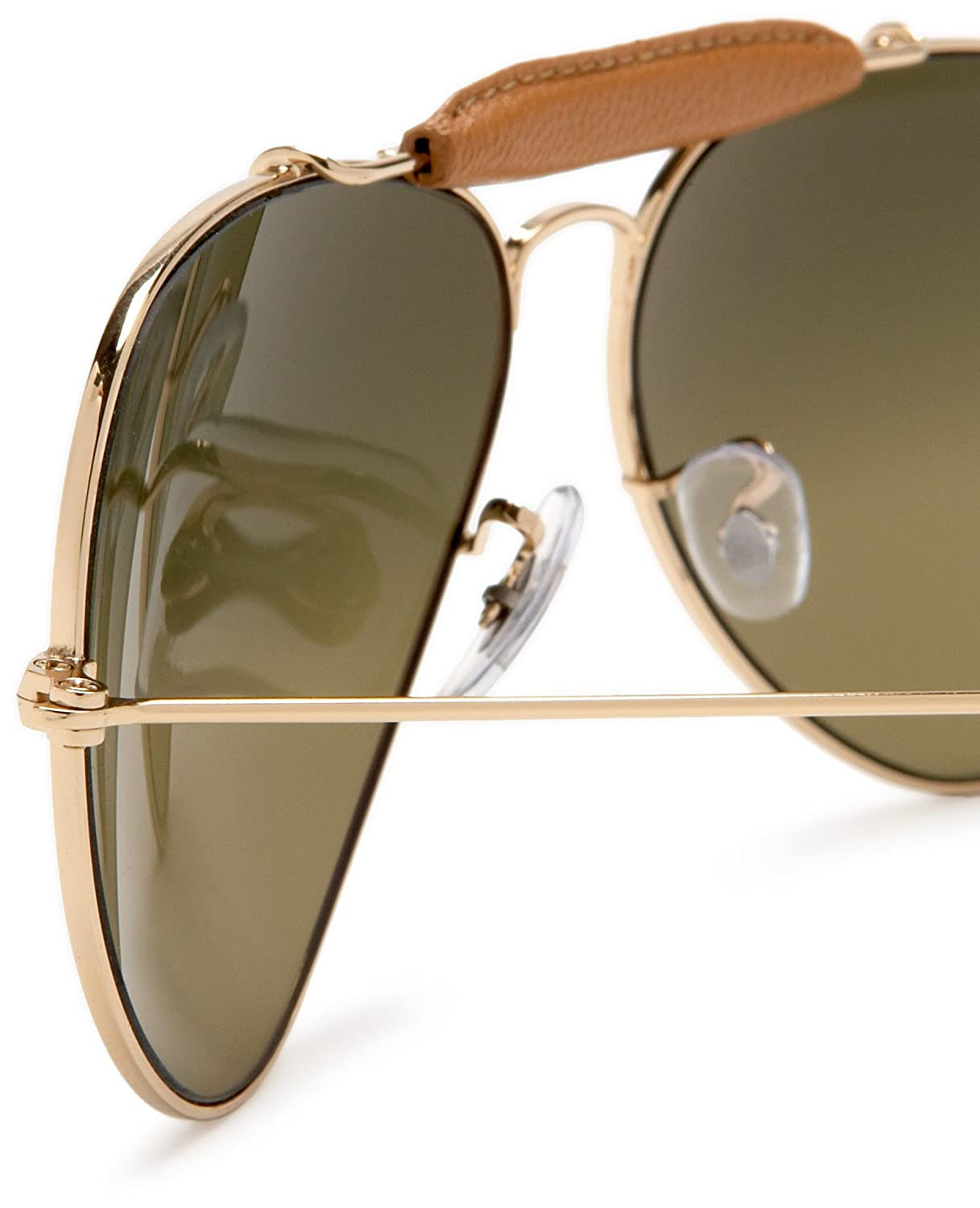 Ray-Ban Sonnenbrille AVIATOR CRAFT (RB 3422Q): Amazon.es: Ropa y ...