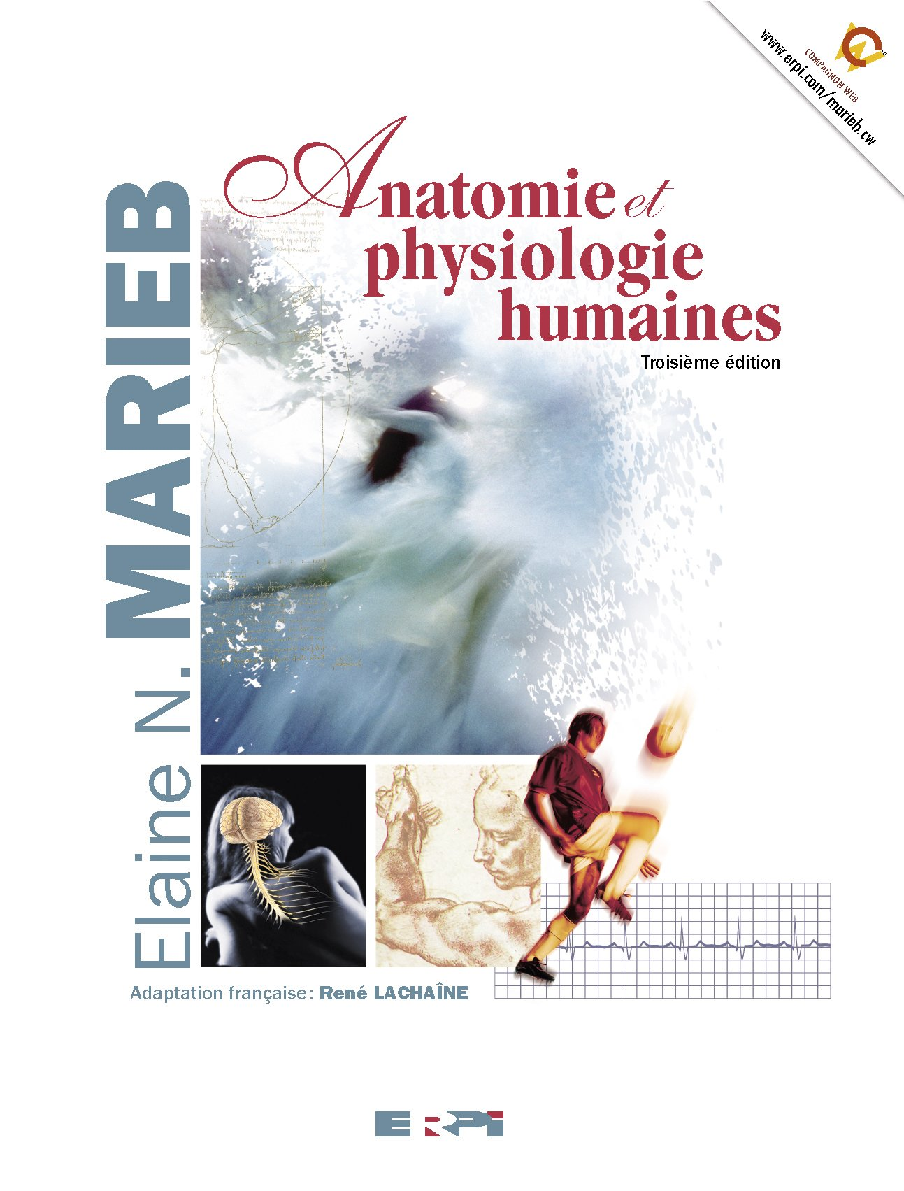 Anatomie & physiologie (3e) marieb: Amazon.co.uk: 9782761315258: Books