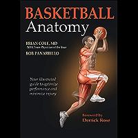 Basketball Anatomy (English Edition)