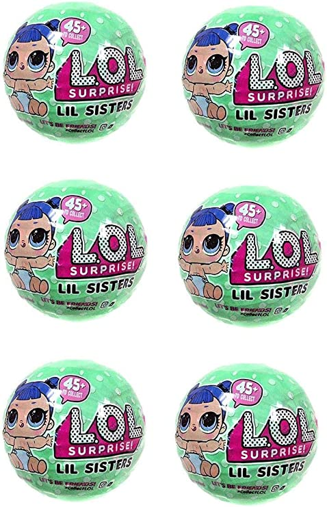 Large L.O.L Surprise Pets SERIES 3 WAVE 2 Let/'s Be Friends 7 LAYERS OF FUN NEW