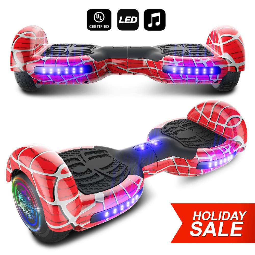Best Rated In Self Balancing Scooters Helpful Customer Reviews Made Circuit Board For Segway And Sctoor Buy Custom Cho Spider Wheels Series Hoverboard Ul2272 Certified Hover Electric Scooter With Built Speaker Smart