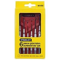 Stanley 66-039 Precision Screwdriver Set (6-Pieces)
