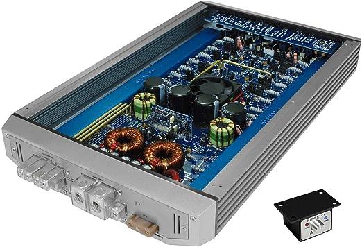 Hifonics X4 Andromeda Mehrkanal Verstärker Elektronik