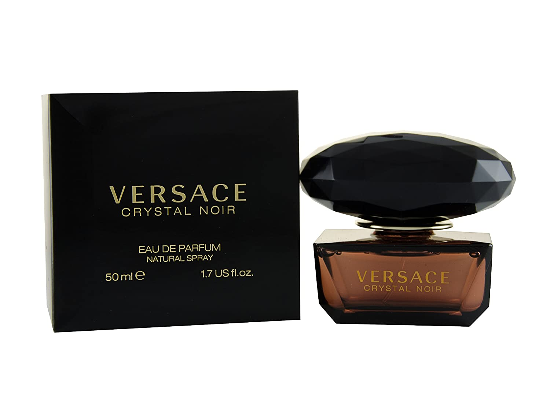 Parfum Crystal 50 Versace Noir Eau De Ml dBorxCeW