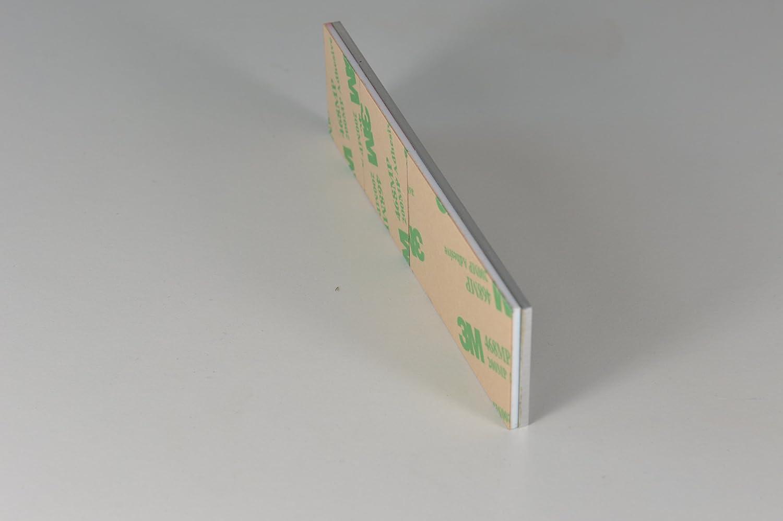 1 libre - Cubierto placa de aluminio en 3d aspecto - con ...