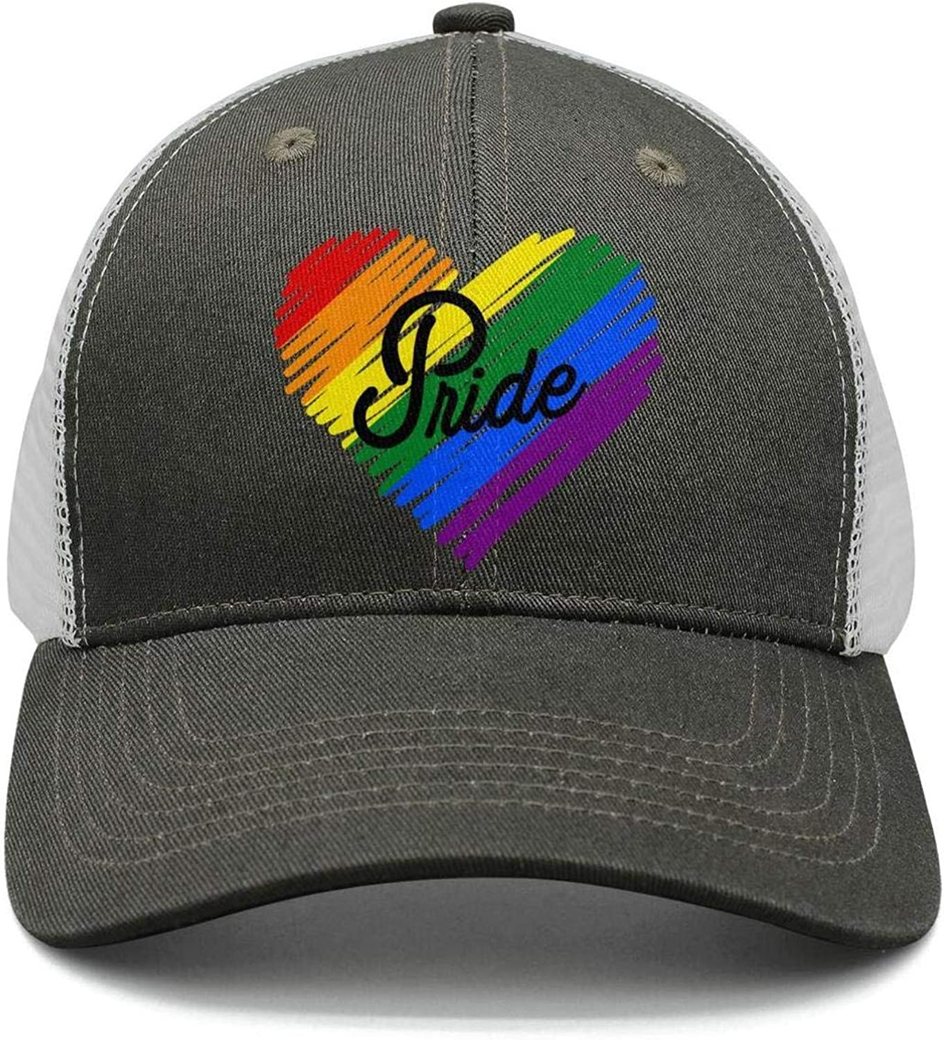 TopCrazy Gay Pride Sports Cap Men//Women Designer Sports Hat