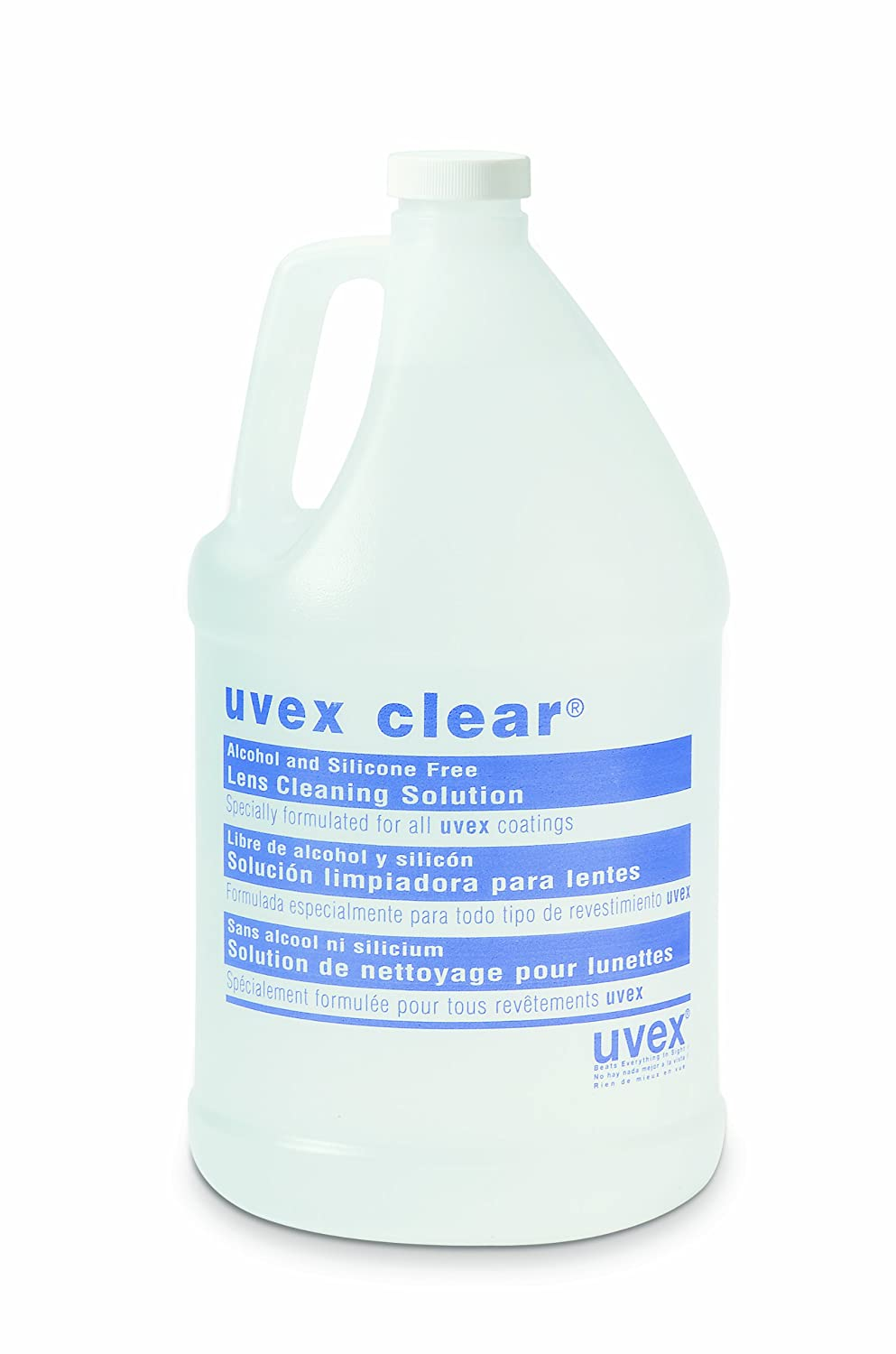 Uvex S464 Clear Refill Solution