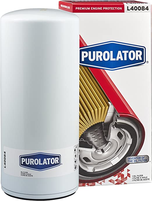 Amazon Com Purolator L40084 Premium Engine Protection Spin On Oil Filter Automotive