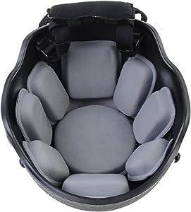 TB-FMA TB952 Universal Helmet Padding Replacement Tactical Helmet Accessory Foam Pad Set Kit