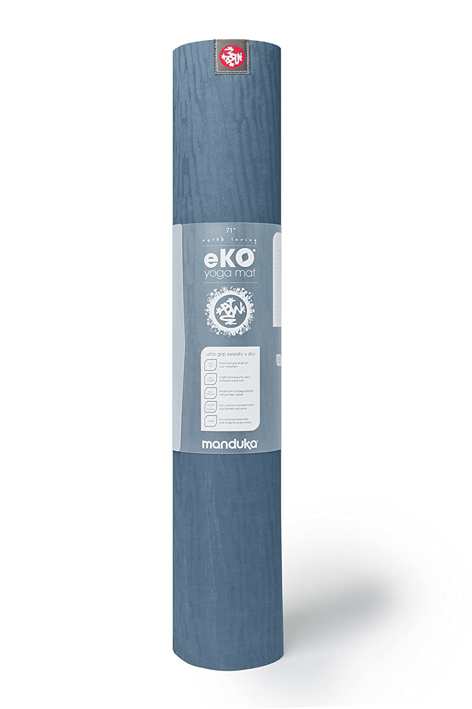 Esterilla de yoga Manduka eKO de 180,3 cm y 5 mm de grosor ...