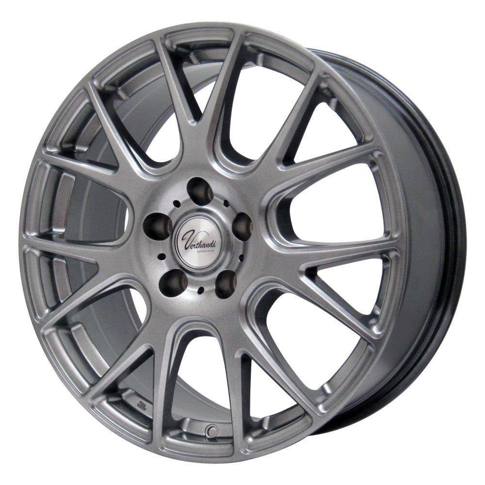 MINERVA (ミネルバ) サマータイヤ&ホイールセット EMI ZERO UHP 205/45R16 Verthandi(ヴェルザンディ) 16インチ 4本セット B01LYYB5QJ