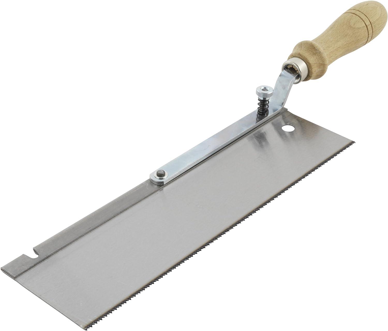 Eine Person, Las benutzt herramienta de sierra