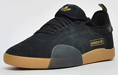 adidas Skateboarding 3ST.003, Core Black Gold Metallic Core