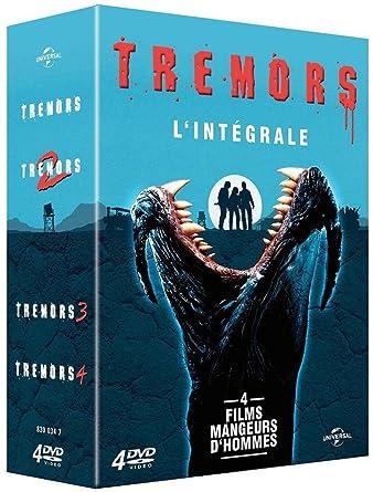 Tremors - Lintégrale [Francia] [DVD]: Amazon.es: Kevin Bacon ...