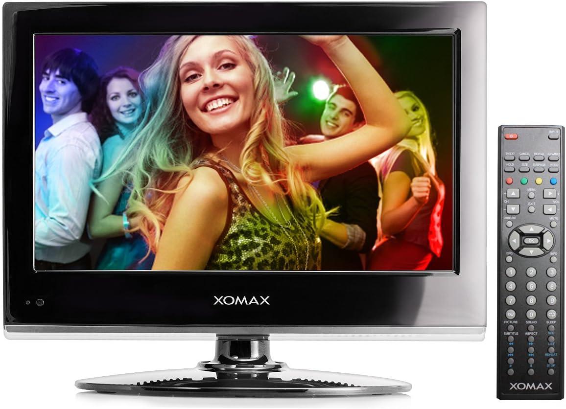 XOMAX XM-LED1562 Television / LED TV con 40 cm / 15,6