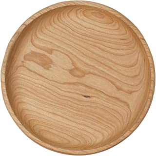"product image for Camden Rose Small Cherry Wooden Plate, 6.25"" Dia"