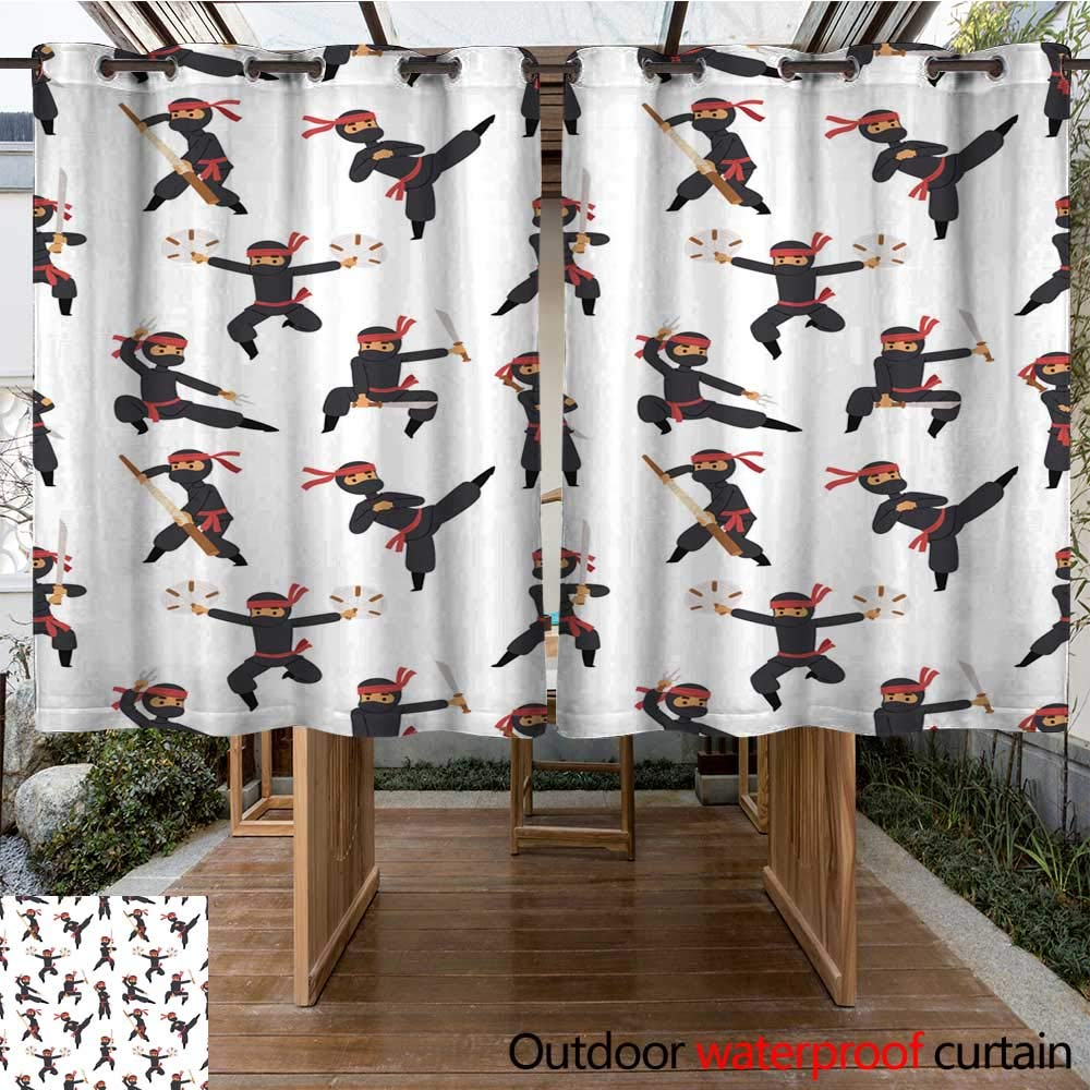 Amazon.com : Outdoor Ultraviolet Protective Curtains ...