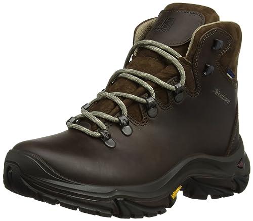 Karrimor Ksb Cheviot Weathertite, Women High Rise Hiking Shoes, Brown (Brown), 6 UK (39 EU)